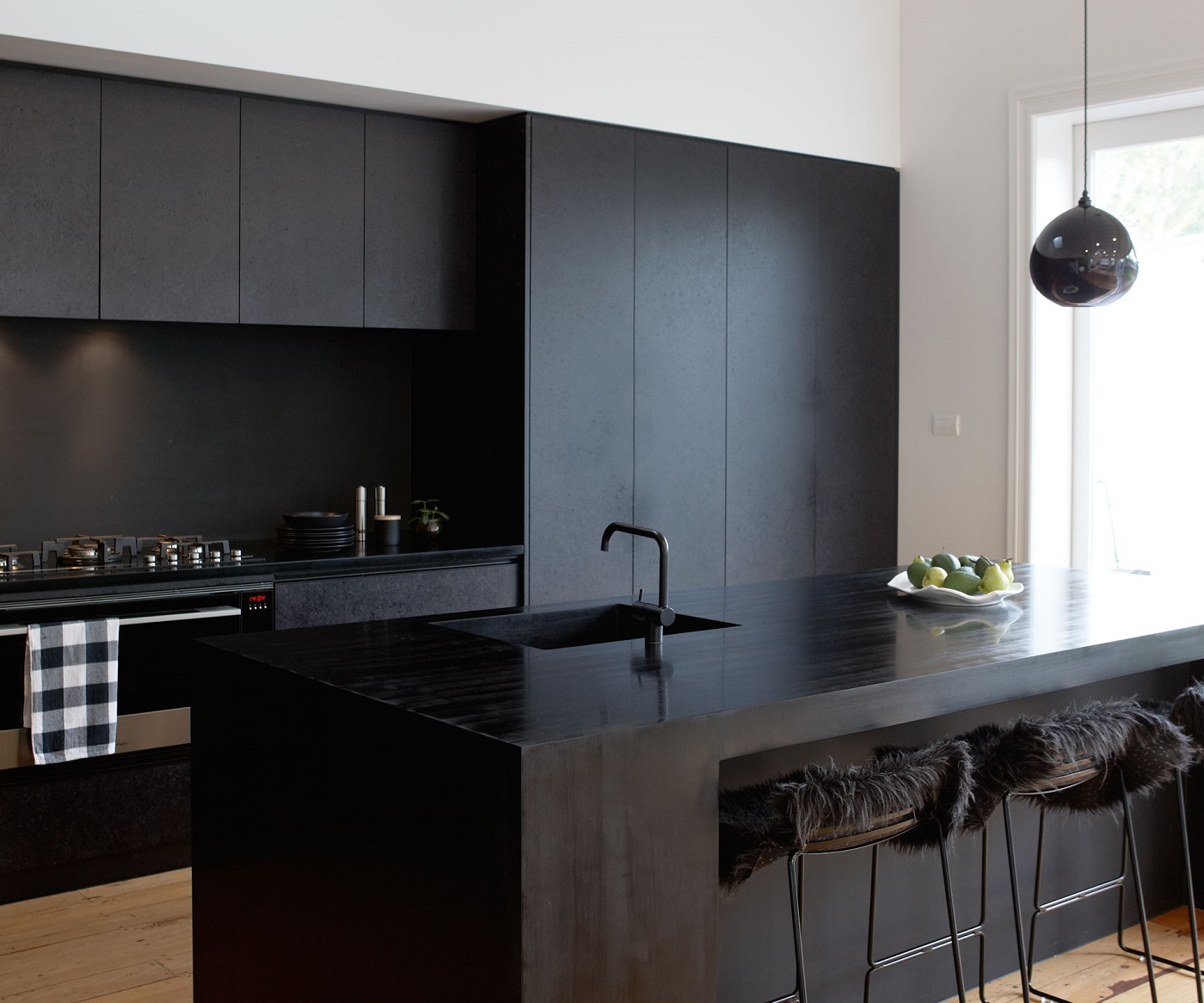 Black Beauty Weizter Kitchens Weizter Kitchens
