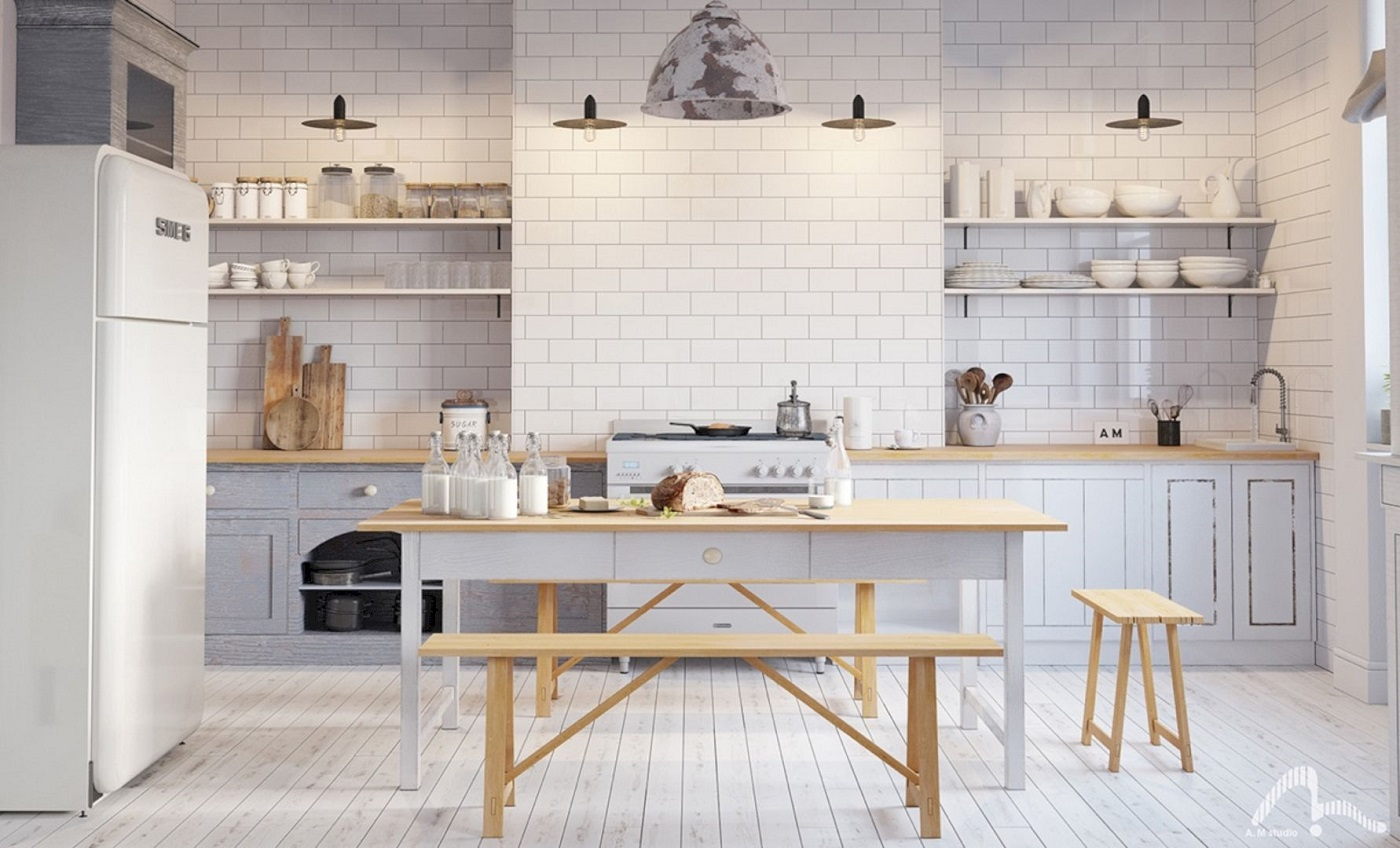 Scandinavian Kitchens - Weizter Kitchens | Weizter Kitchens